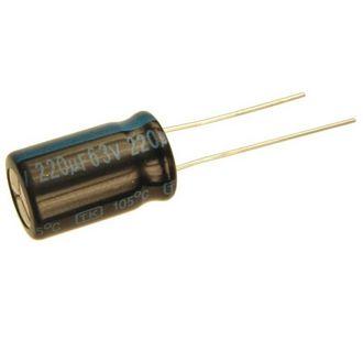 ECAP 220/63V 1016 105C TK JAMICON