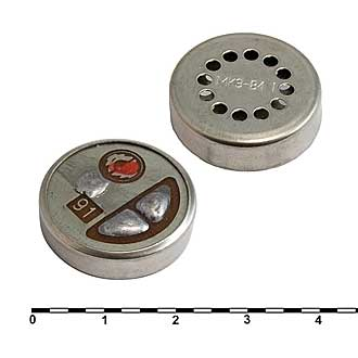 Микрофон МКЭ-84-1
