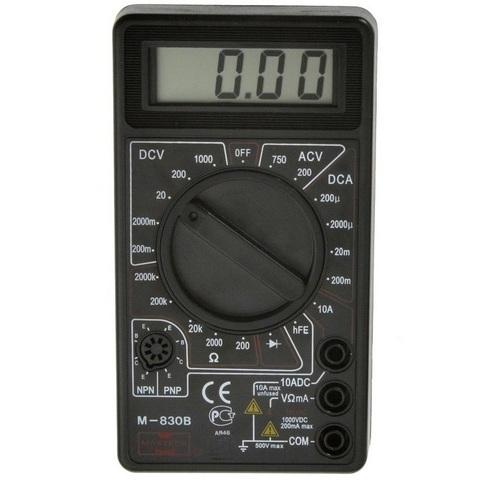 M-830B Мультиметр