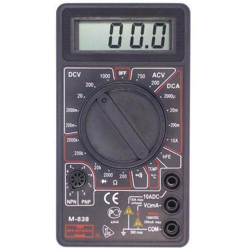 M-838 Мультиметр
