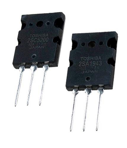 Транзисторы биполярные импортные