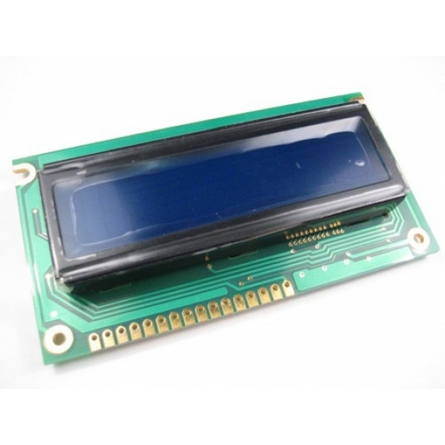 LCD WH1602A-GTI-CT