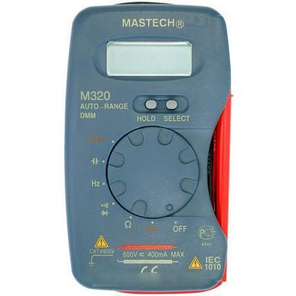 M-320 Мультиметр