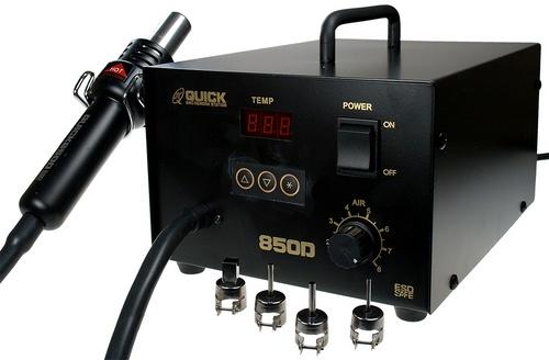 QUICK-850DESD Паяльн. станция