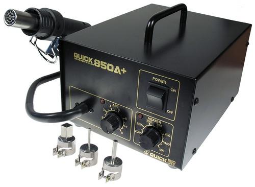 QUICK-850A+ESD Паяльн. станция