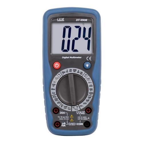 DT-9908 Мультиметр