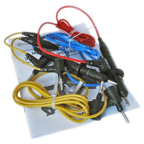 ЭС0202(2Г), Комплект проводов