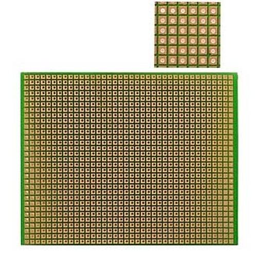 ECS1/2 макетная плата 100х80 мм