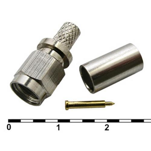 SMA-C58P silver