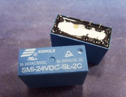 RELAY SMIH-24VDC-L-S-C (14FH)