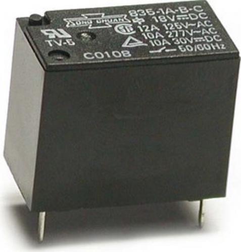 RELAY 835 1A-B-C 24VDC