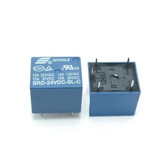 RELAY SRD-24VDC-L-S-C (T73)