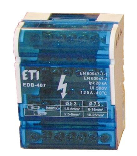EDB-415 4p 125A