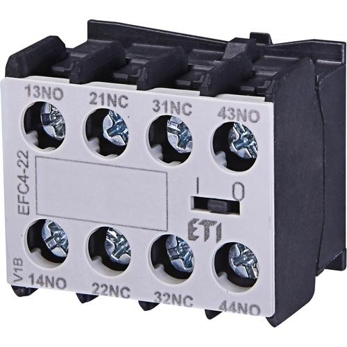 EFC4-22 (2NO+2NC) Блок-контакт
