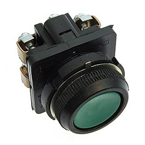 Кнопка КЕ-181 исп.2 (зеленая)