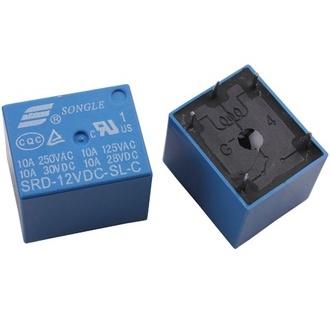 RELAY SRD-12VDC-L-S-C (T73)