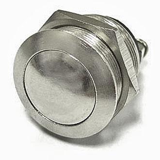 Кнопка PBS-28B off-(on) металл