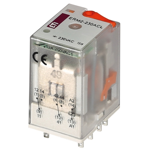 RELAY ERM2-230ACL 2p