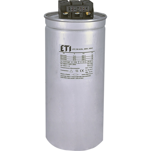 LPC 50 kVAr 400V 50Hz