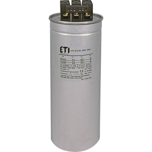 LPC 30 kVAr 400V 50Hz