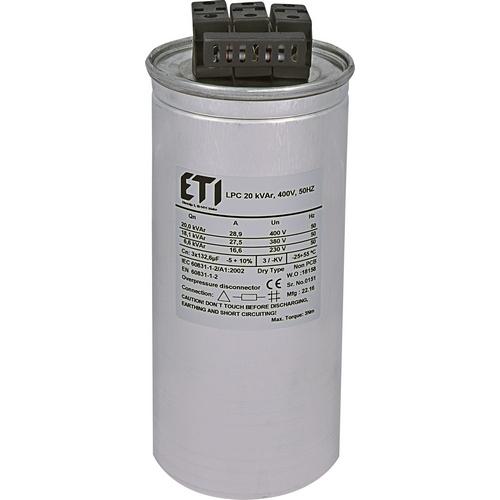 LPC 20 kVAr 400V 50Hz