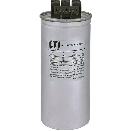 LPC 15 kVAr 400V 50Hz