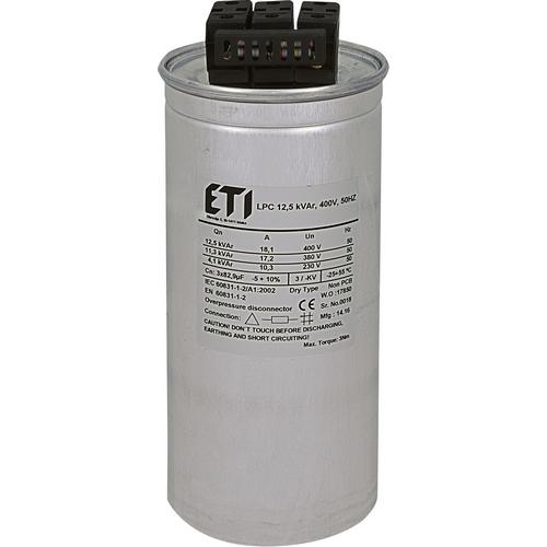 LPC 12.5 kVAr 400V 50Hz