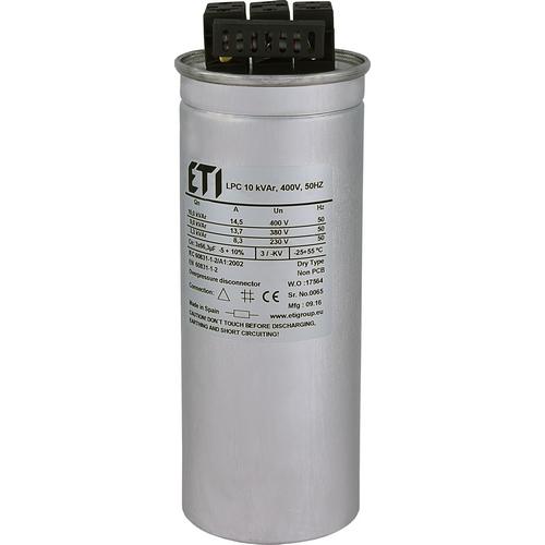 LPC 10 kVAr 400V 50Hz
