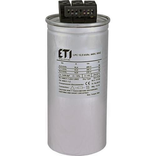 LPC 12.5 kVAr 440V 50Hz