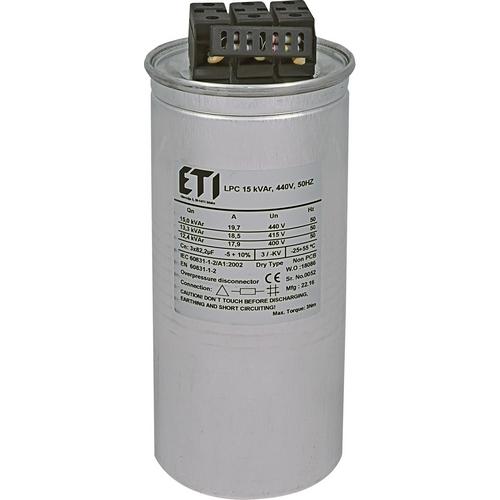 LPC 15 kVAr 440V 50Hz