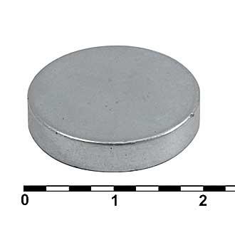 Магнит D 19х4 N35 диск