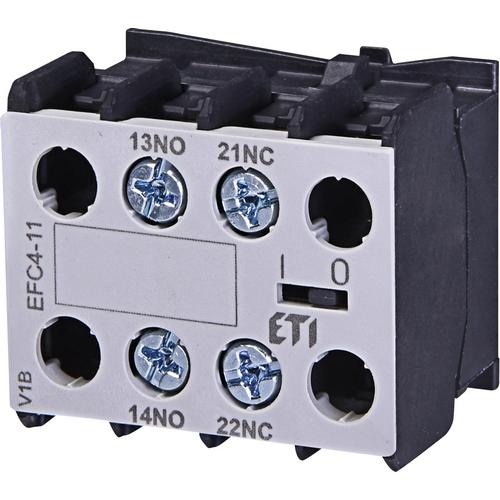 EFC4-11 (1NO+1NC) Блок-контакт