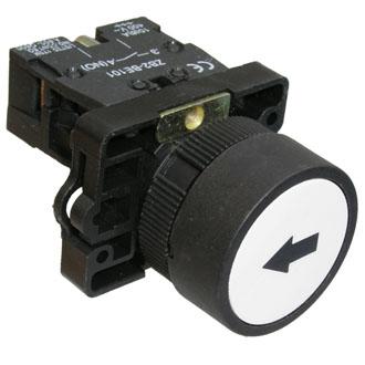 Кнопка LXA2 (3SA5)-BA3341 off-(on)
