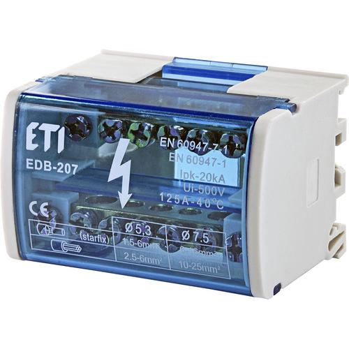 EDB-207 2p 125A