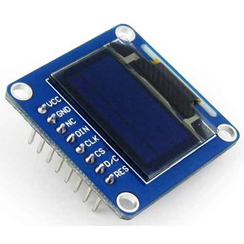 0.96inch OLED (B), 128x64px