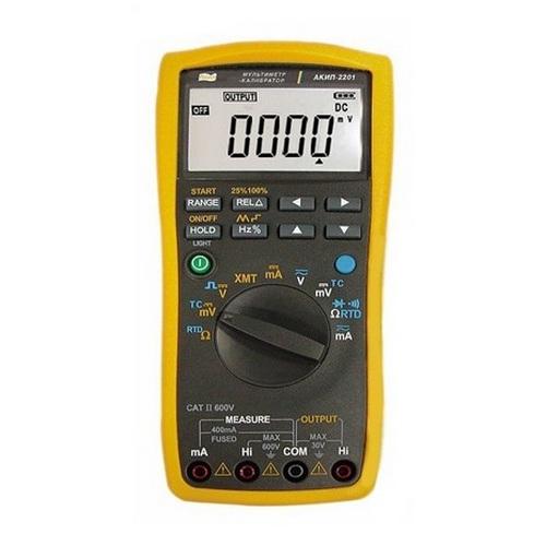 АКИП-2201 Мультиметр-калибратор