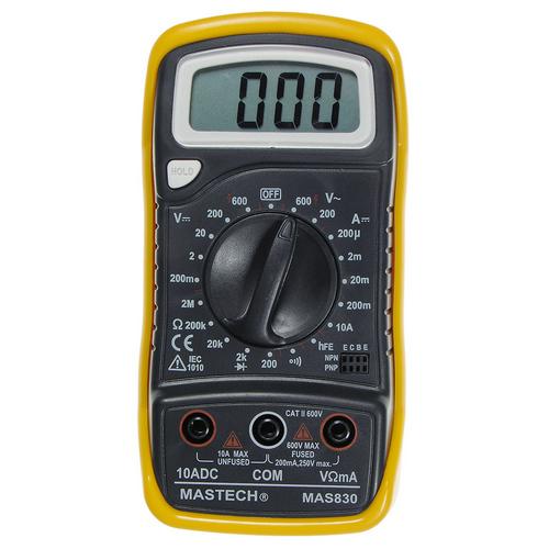 MAS-830 Мультиметр