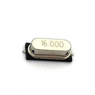 КВАРЦ 16.000000 МГц HC49SMD