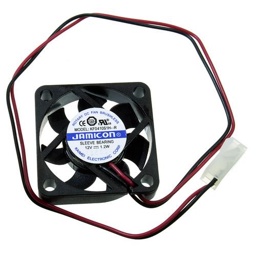 KF0410S1H, вентилятор 12В, 40х40х10