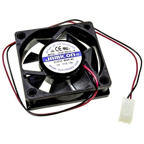 JF0615S1H, вентилятор 12В, 60х60х15