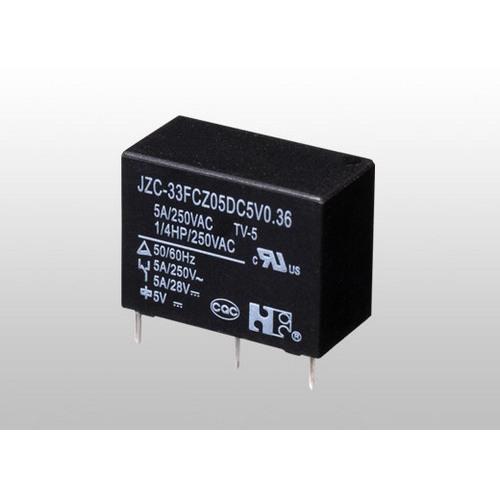 RELAY JZC-33F-C-Z-5-DC12V-0.45