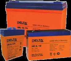 Аккумуляторы DELTA BATTERY